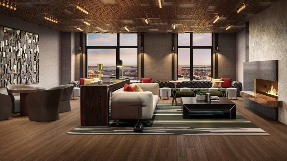 Image of Bluebird Suites in Seaport Boston